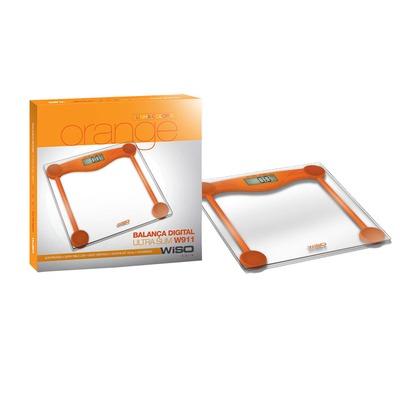 Balança Digital Ultra Slim W911 Wiso