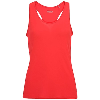 Camiseta Regata Memo Essencial Color - Feminina