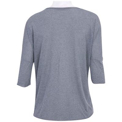 Camiseta Memo 3/4 Degradê Wiz – Feminina