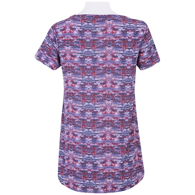 Camiseta Memo Evasê Longa Estamp – Feminina