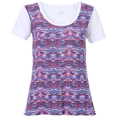Camiseta Memo Estampa - Feminina