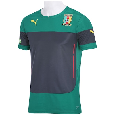 Camisa Puma Camarões – Masculina