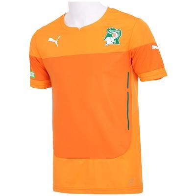 Camisa Puma Costa do Marfim – Torcedor