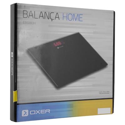 Balança Digital Oxer Home - Até 180Kg