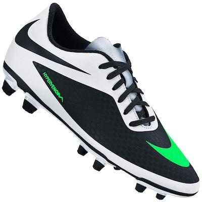 Chuteira de Campo Nike Hypervenom Phade FG - Adulto