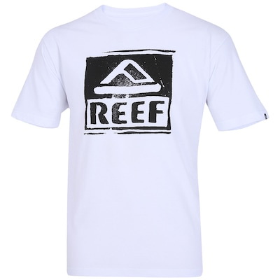 Camiseta Reef Stamped Out