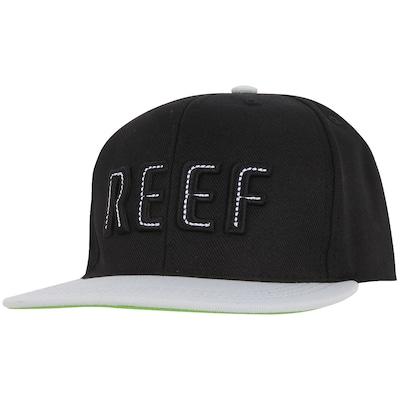 Boné Reef Snapback Skiff