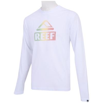 Camiseta Manga Longa Reef Eclipt - Masculina