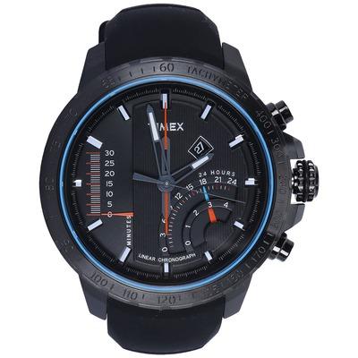 Relógio Analógico Timex IQ Linear Indicator Chronograph T2P272PL - Masculino