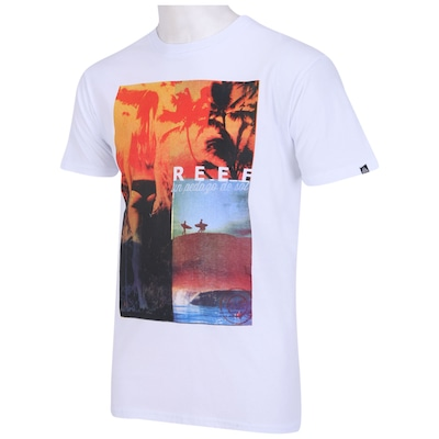 Camiseta Reef Pedazo de Sol