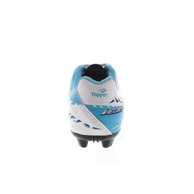 Chuteira de Campo Topper Velocity League II FG - Infantil