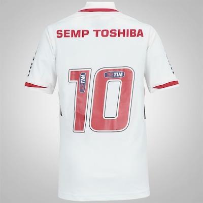 Camisa Penalty São Paulo I nº10 2014 - Infantil