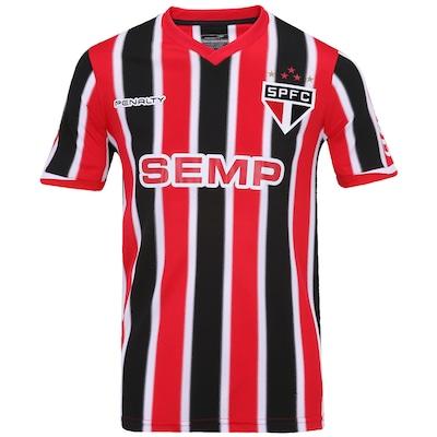Camisa do São Paulo II 2014 s/nº Penalty