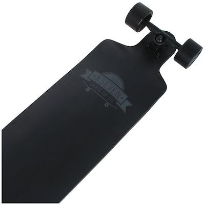 Longboard X7 Black Rebaixado