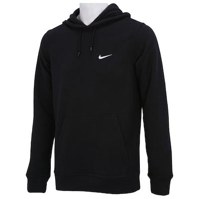 Blusão Nike Club Hoody Swoosh Com Capuz
