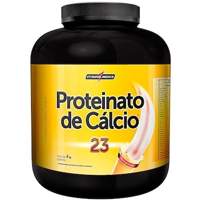 Proteína de Soja Integralmédica Proteinato de Cálcio 23 - 4Kg