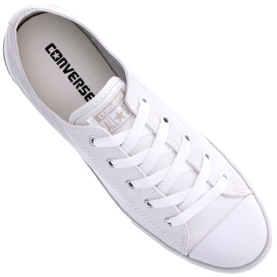 Tênis Converse All Star Ct As Dainty Leather Ox - Feminino