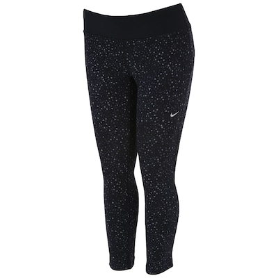 Calça Legging Nike Nylon Epic Run Crop – Feminina