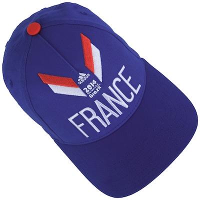 Boné adidas França 3S