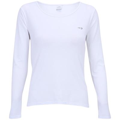 Camiseta Manga Longa  Rainha Legeríssimo Alécia - Feminina