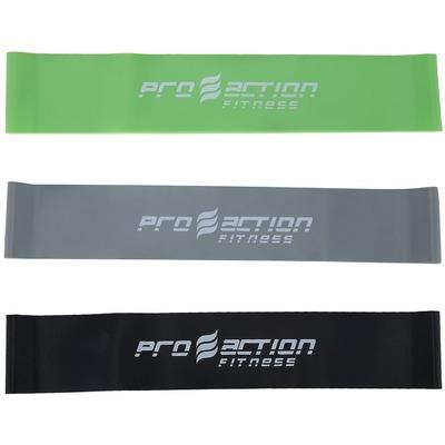 Mini Bands ProAction Kit com 3 Peças