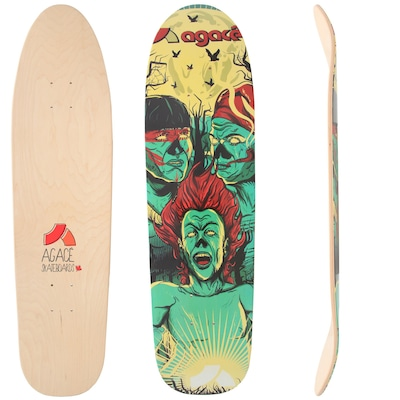 Shape Agacê Crew Old 8.42""