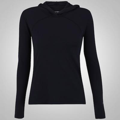 Camiseta Manga Longa com Capuz Oxer Fusili - Feminina