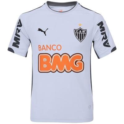 Camisa de Goleiro Atlético Mineiro I 2014 nº1 Puma