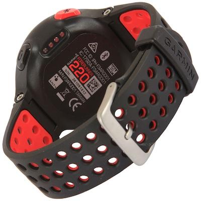 Monitor Cardíaco com GPS Garmin Forerunner 220 + Cinta Peitoral