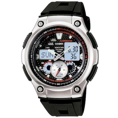 Relógio Digital Analógico Casio AQ190W - Masculino