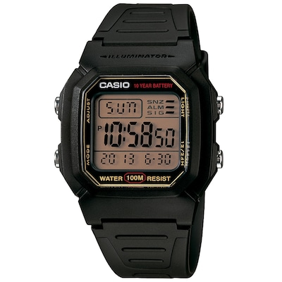 Relógio Masculino Digital Casio W800HG