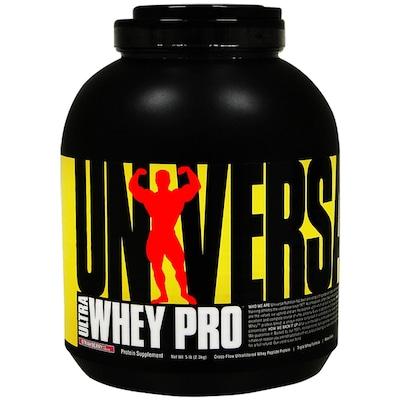 Whey Protein 3W Universal Ultra Whey Pro - Morango - 2,3Kg