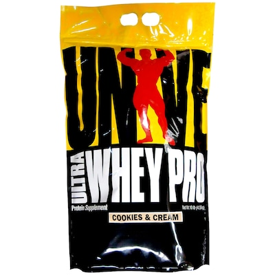 Ultra Whey Pro – 4,5 kg – Cookie - Universal Nutrition
