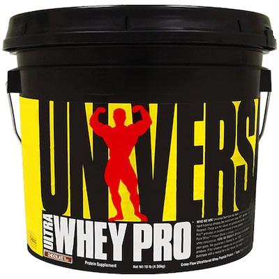 Ultra Whey Pro - 4,54 Kg - Sabor Chocolate - Universal