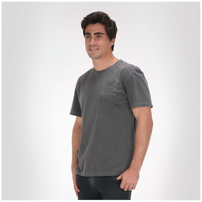Camiseta Timberland com Bolso