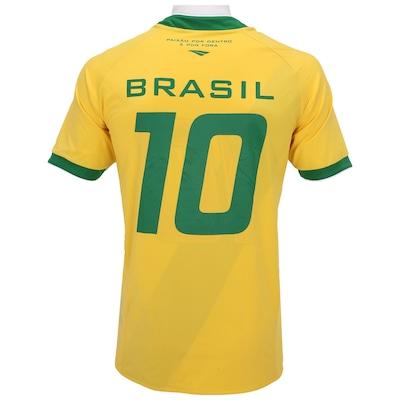 Camisa Penalty Vasco da Gama Dupla Face número 10