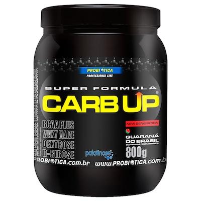 Energético CARB UP Super Fórmula - 800 g - Sabor Guaraná do Brasil – Probiótica
