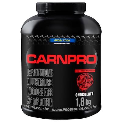 Proteína de Carne Probiótica CarnPro - Chocolate - 1,8Kg