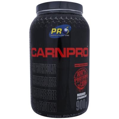 Proteína CarnPro – 900 g - Sabor Morango – Probiótica