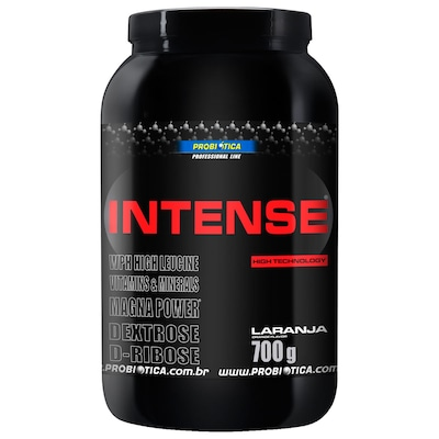 Intense Intra-Workout – 700 g - Sabor Laranja – Probiótica