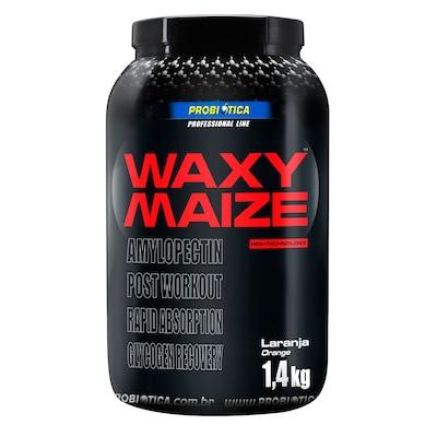 WAXY MAIZE – 1,4 Kg – Sabor Laranja - Probiótica