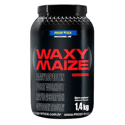 WAXY MAIZE – 1,4 Kg – Sem Sabor - Probiótica
