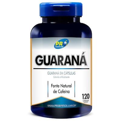 Guaraná em Cápsulas Probiótica - 120 Cápsulas
