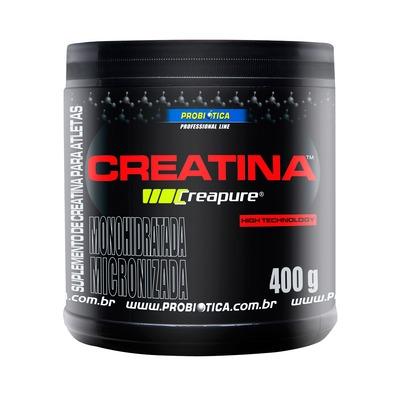Creatina™ Probiótica Monohidratada e Micronizada - 400g