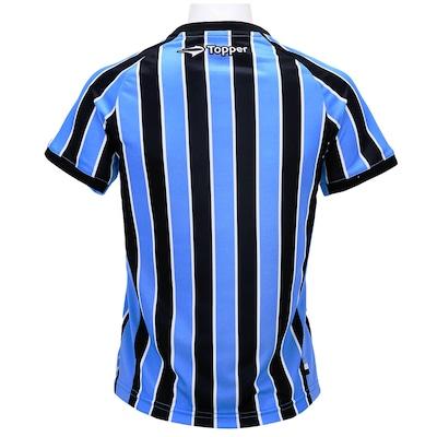 Camisa Topper Grêmio I 2014 - Feminina