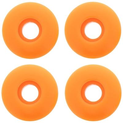 Rodas Moog Citrus Laranja 52 mm Com 4 Unidades