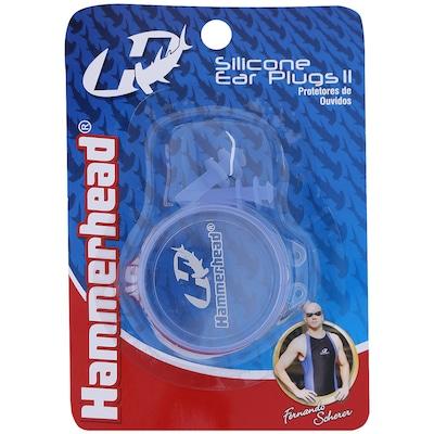 Tampão de Ouvido Hammerhead Espiral Silicone II