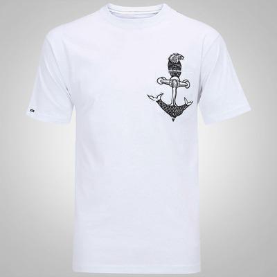 Camiseta Hurley Black Coast - Masculina