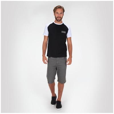 Camiseta Hurley Skull - Masculina