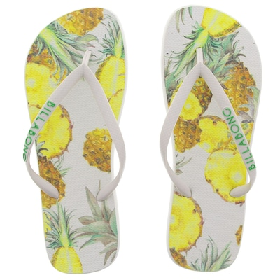 Chinelo Billabong Pineapple - Feminino
